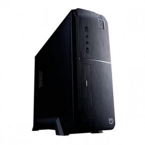 Casse Semitorre Micro ATX / ITX Hiditec CHA010020 Nero
