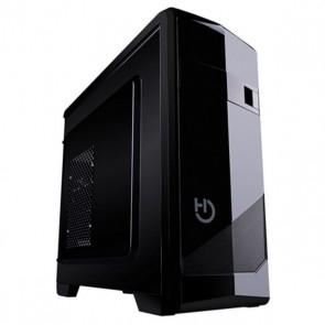 Casse Semitorre Micro ATX Hiditec ATX M10 USB 3.0 Nero