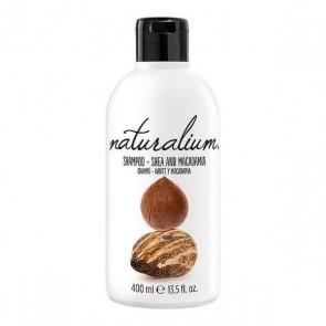 Shampoo Shea & Macadamia Naturalium (400 ml)