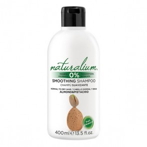 Shampoo Addolcente Almond & Pistachio Naturalium (400 ml)