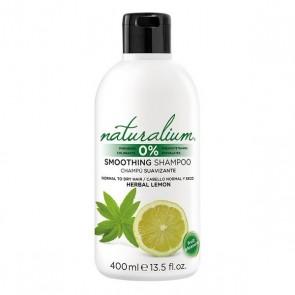 Shampoo Addolcente Herbal Lemon Naturalium (400 ml)