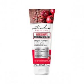 Crema Esfoliante Pomegranate Naturalium (175 ml)