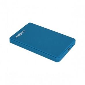 """Scatola Esterna CoolBox COO-SCG2543-6 2,5"""" SATA USB 3.0 Azzurro"""