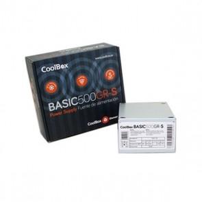 Fonte di Alimentazione CoolBox FALCOO500SGR 500W