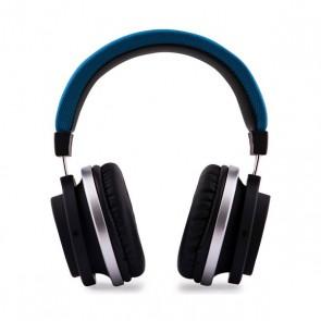 Auricolari Bluetooth con Microfono CoolBox COOLPREMIUM Azzurro