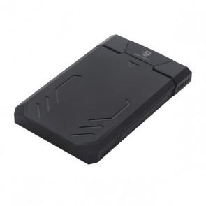 "Involucro per Hard Disk CoolBox DG-HDC2503-BK 2,5"" USB 3.0 Nero"