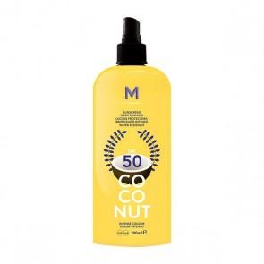 Protezione Solare Coconut Dark Tanning Mediterraneo Sun