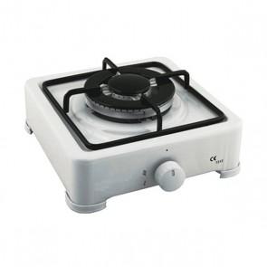 fornello a gas Vitrokitchen 150BB 3600W Bianco