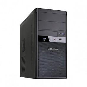 Casse Semitorre Micro ATX CoolBox M55