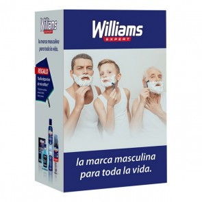 Set per la Cura Personale Uomo Aqua Velva Williams (4 pcs)