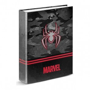 Raccoglitore ad anelli Spiderman (33 x 28 x 5 cm)