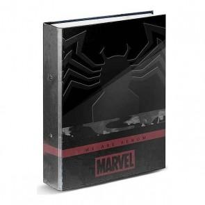 Raccoglitore ad anelli Marvel (33 x 28 x 5 cm)