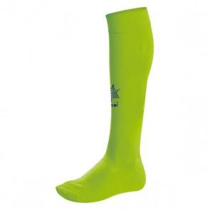 Calze da Calcio Luanvi Pol Verde Poliammide