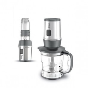 Mixer 2 In 1 Kiwi KSB-2225 1,77 L 500W Acciaio inossidabile