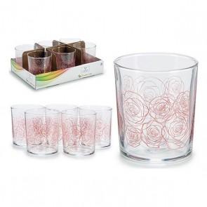 Bicchiere Paşabahçe Rosa (8,5 x 9 x 8,5 cm)