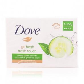 Sapone per le Mani Go Fresh Dove (2 pcs)