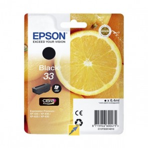 Cartuccia ad Inchiostro Originale Epson T3351XL 12,2 ml Nero
