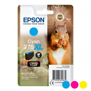 Cartuccia ad Inchiostro Originale Epson 378XL 9,3 ml