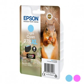 Cartuccia ad Inchiostro Originale Epson 378XL 10,3 ml