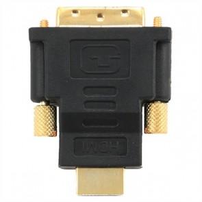 Adattatore HDMI con DVI GEMBIRD A-HDMI-DVI-1 Nero