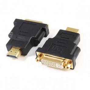Adattatore HDMI con DVI GEMBIRD A-HDMI-DVI-3 Nero