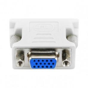 Adattatore DVI con VGA GEMBIRD A-DVI-VGA Bianco