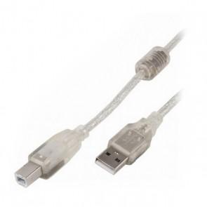 Cavo USB 2.0 A con USB B GEMBIRD CCF-USB2-AMBM-TR-15 (4,5 m)