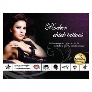 Figa Rocker Adult Body Art E21257