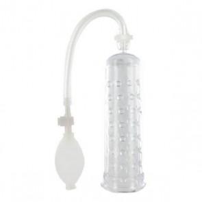 Pompa per Pene-Trasparente XLsucker E22146