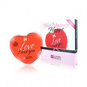 Cuore per Massaggio Hot XL Love LoversPremium E22030