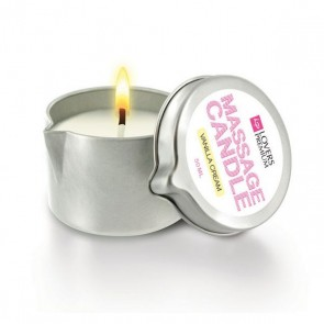 Candela per Massaggio alla Crema alla Vaniglia LoversPremium E22039