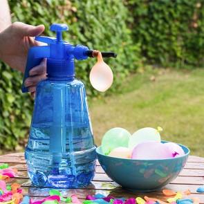 Palloncini d'Acqua con Pompa Xl (Pacco da 100)