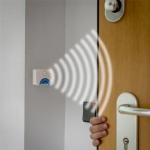 Campanello con Sensore di Movimento Security