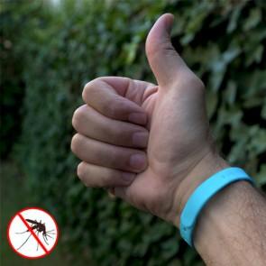 Bracciale Anti-zanzare alla Citronella (Pacco da 3)
