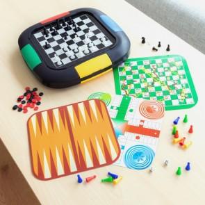 Set 5 Giochi da Tavolo