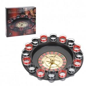 Gioco Alcolico Casino Roulette 18 pcs