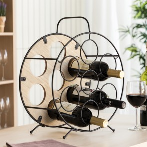 Portabottiglie Rotondo Oenology (7 Sticle)