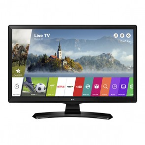 "Smart TV LG 24MT49SPZ 24"" HD Ready IPS LED USB Wifi Nero"