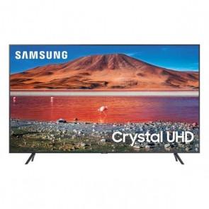 "Smart TV Samsung UE65TU7105 65"" 4K Ultra HD LED WiFi Grigio"