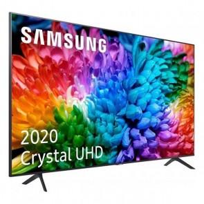 "Smart TV Samsung UE55TU7105 55"" 4K Ultra HD LED WiFi Grigio"