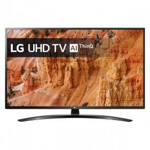 "Smart TV LG 55UM7450 55"" 4K Ultra HD LED WiFi Nero"
