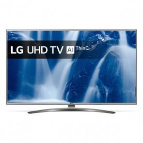 "Smart TV LG 55UM7610 55"" 4K Ultra HD LED WiFi Argentato"