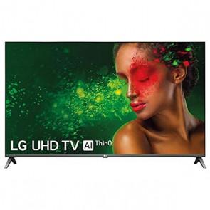 "Smart TV LG 65UM7510 65"" 4K Ultra HD LCD WiFi Grigio"