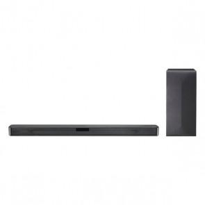 Casse a Colonna Senza Fili LG SN4 2.1 Bluetooth 300W Nero