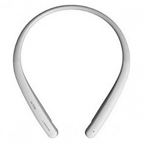 Auriculari Sportivi con Microfono LG HBS-SL5W USB-C Bianco