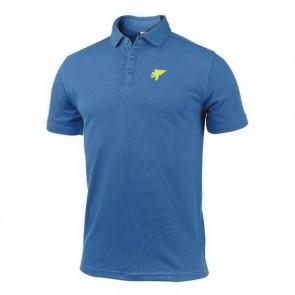 Polo a Maniche Corte Uomo Joma Sport INVICTUS Azzurro
