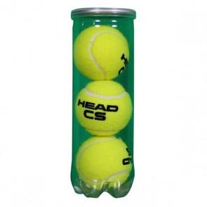 Palline da Tennis Head Head CS Giallo (3 Uds)