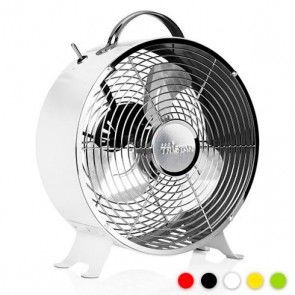 Ventilatore Metallico Retro Tristar 20W