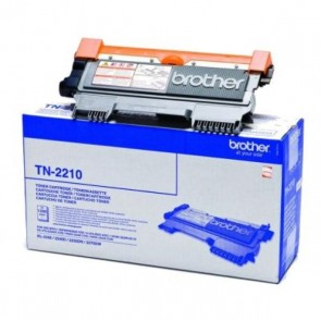 Toner Originale Brother TN-2210 Nero