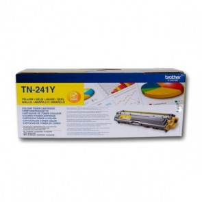 Toner Originale Brother TN241Y Giallo